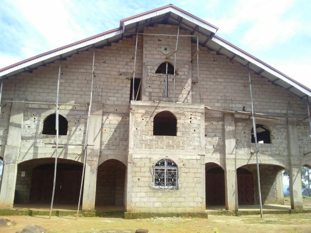 New Church Front View