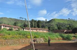 Church side view